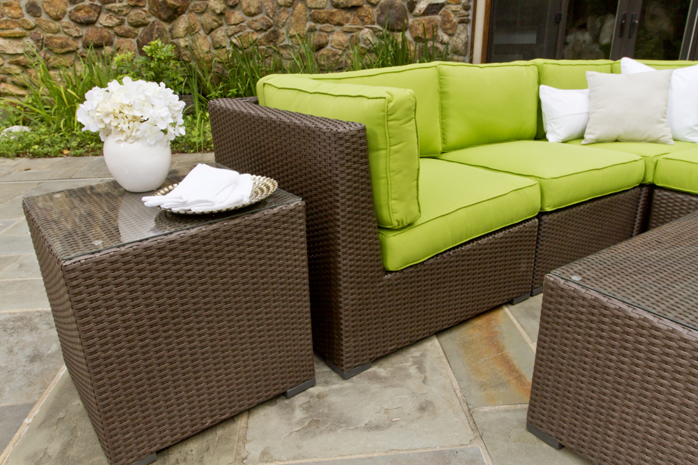 Three Reasons To Buy Resin Wicker Patio Furniture   Off And Running Real  Estate